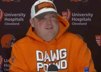 Browns Fire Head Coach Freddie Kitchens After Team Finishes 6-10