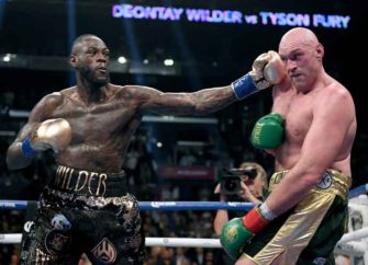 Tyson Fury Takes Down Deontay Wilder, Expects Third Fight Rematch