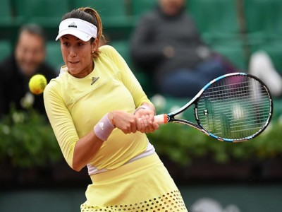 Garbine Muguruza Out Of Australian Open, Maria Sharapova Advances To Third Round [VIDEO]