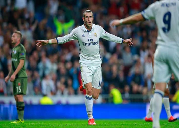 Real Madrid's Gareth Bale To Miss Champions League Quarterfinal Second-Leg Vs Bayern With Muscle Injury