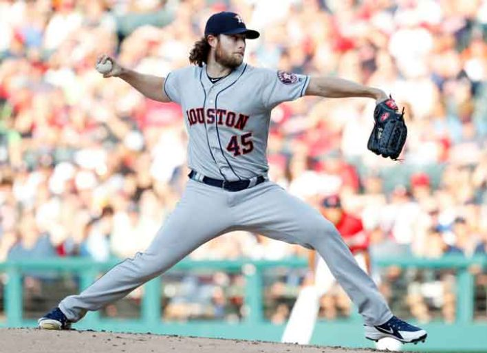 Gerrit Cole Expected To Set Record Contract, Yankees Make Him Top Priority