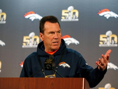 Broncos Sign John Elway To Five-Year Deal, Gary Kubiak To Scouting Role