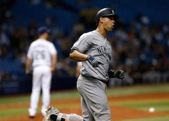 Gary Sanchez's Three-Run HR Lifts Yankees To 5-3 Win Over Rays
