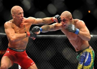 Georges St-Pierre To Fight Middleweight Champion Michael Bisping In UFC Return
