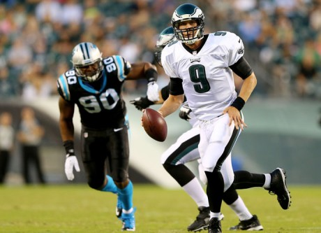 Nick Foles Throws Three TDs, Eagles Rout Vikings 38-7 In NFC Championship Game [VIDEO]