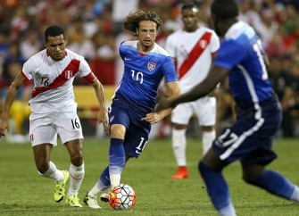 Mix Diskerud Responds To Abby Wambach's Comments On Foreign-Born Players