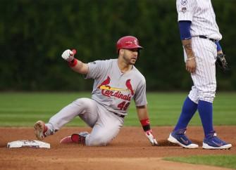 St. Louis Cardinals Trade Tony Cruz To Kansas City