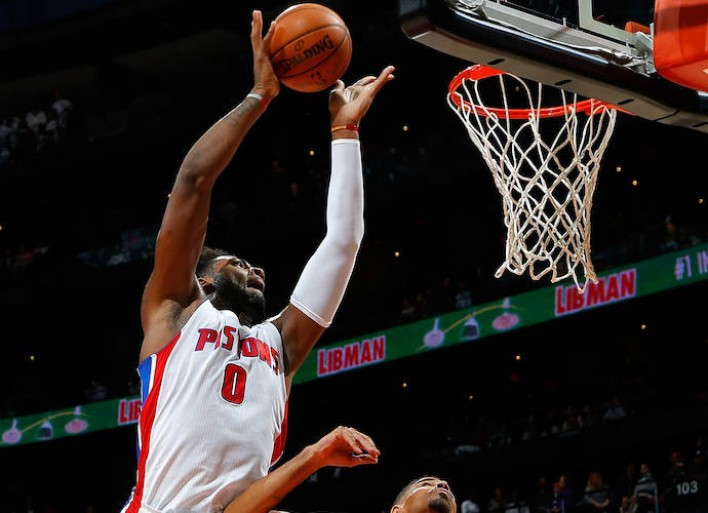 Andre Drummond Sets NBA Record With 23 Missed Free Throws In Pistons Win