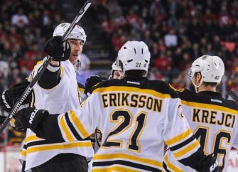Boston Bruins Hold On For 3-2 Win Over The Philadelphia Flyers