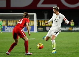 Abby Wambach: The All-American Athlete
