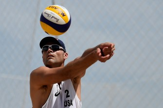 Phil Dalhausser, U.S. Olympic Beach Volleyball Player, On Getting Ready For A Match [VIDEO EXCLUSIVE]