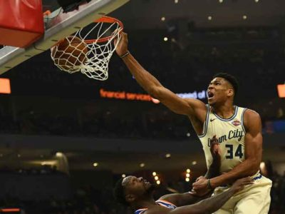Giannis Antetokounmpo Leads Bucks To 111-104 Win Over Lakers, Says He Wants To 'Stay Humble'
