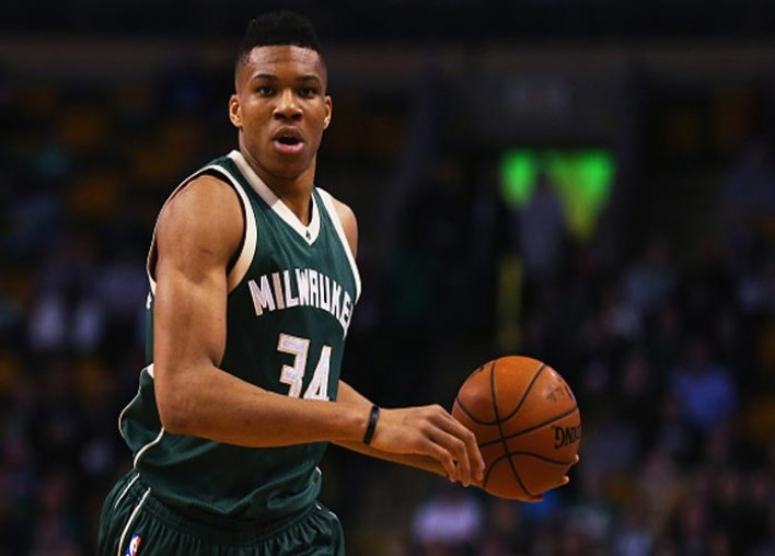 Bucks' Giannis Antetokounmpo Flings Pass At James Harden's Head [VIDEO]