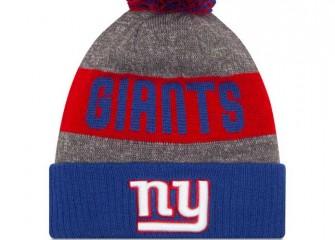 Get The Gear NFL Season Edition: Men's New Era Gray 2016 Sideline Official Sport Knit Hat