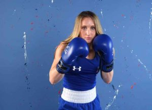 VIDEO: US Olympics Boxer Ginny Fuchs On Controversy Around Staging Fights