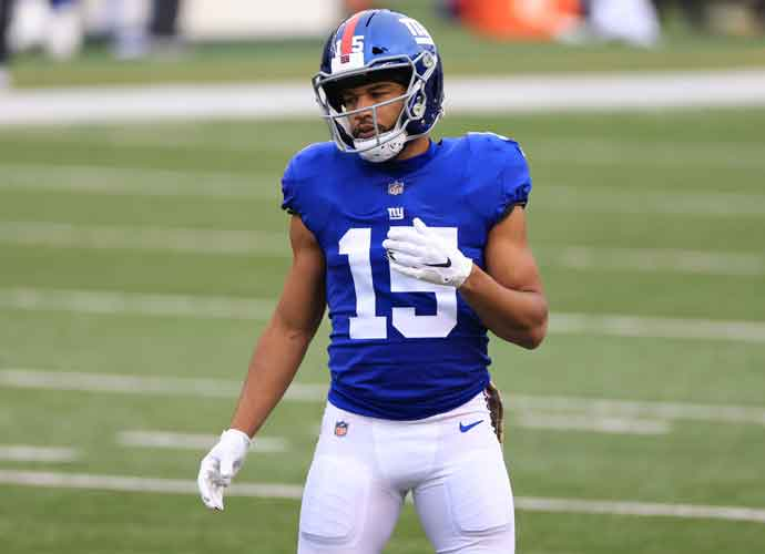 Giants Release Wide Receiver Golden Tate