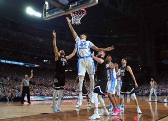 NCAA Championship Game 2017: North Carolina Opens Second Half With 8-0 Run, Takes 40-35 Lead