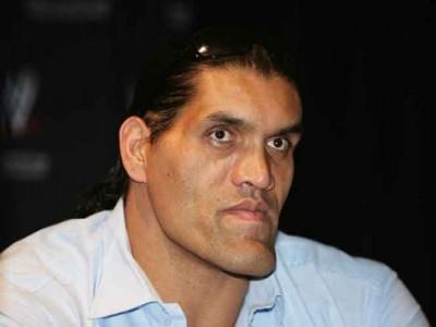 Watch: Great Khali Helps Jinder Mahal Beat Randy Orton At WWE Battleground
