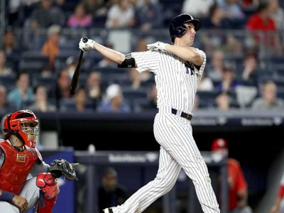 Greg Bird Leads Yankees To 9-3 Sweep Of Cardinals For Seventh Straight Win; Marlins Beat Mets 4-2