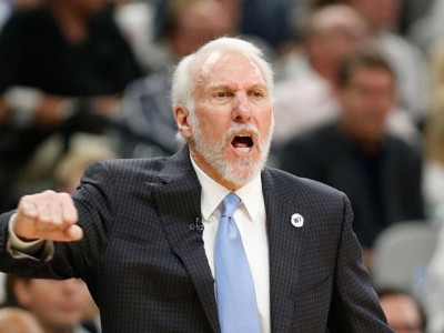 Watch: Nuggets' Emmanuel Mudiay Imitates Referee As He Ejects Gregg Popovich