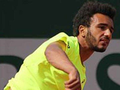 Tennis Player Maxime Hamou Banned From French Open After Kissing Reporter Maly Thomas