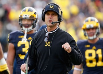 Michigan's Jim Harbaugh Responds To Alabama's Nick Saban On Satellite Camp 'Lecturing'