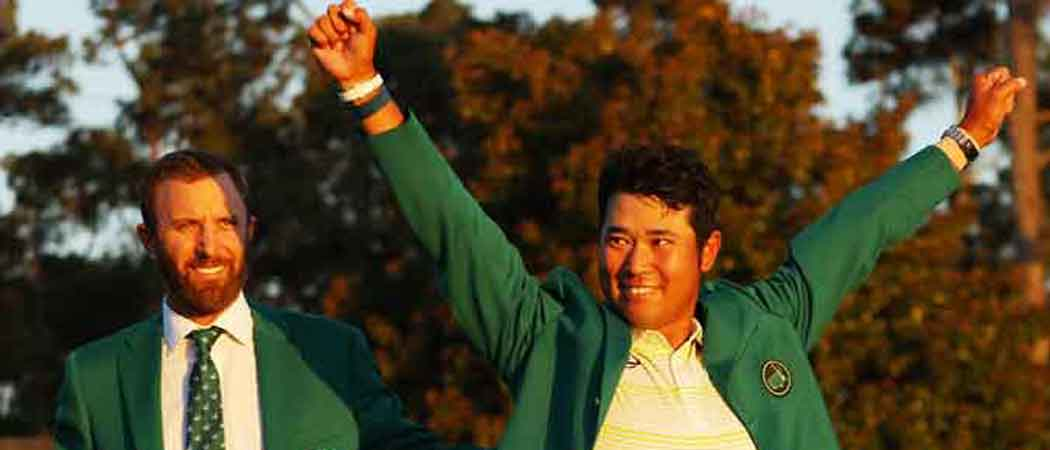 Hideki Matsuyama Makes History As First Asian To Win Master's Tournament