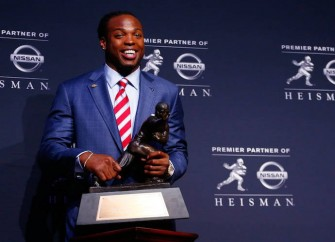 Derrick Henry Wins Heisman Trophy, Becomes Second Alabama Player To Win Award
