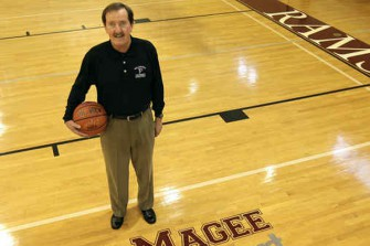 Herb Magee, Philadelphia University Head Coach, Wins 1,000th Game