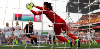 US Women's National Team Steamrolls Past Australia In Opening World Cup Match