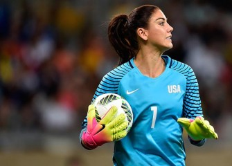 U.S. Soccer Suspends Hope Solo For Six Months, Terminates Contract After Olympics Remarks