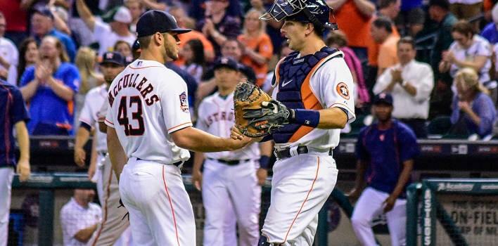 Dallas Keuchel And Astros Crush Yankees 3-0 In The Bronx