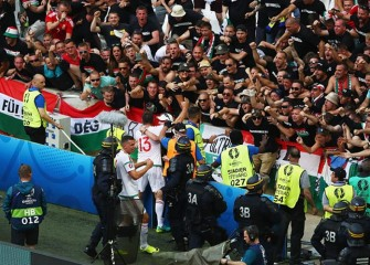 UEFA Charges Issued To Hungary, Belgium And Portugal After Latest Euro 2016 Fan Violence