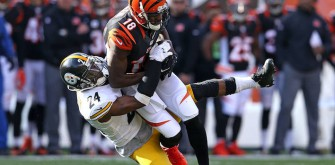 Pittsburgh Steelers' Ike Taylor Retires After 12 Seasons