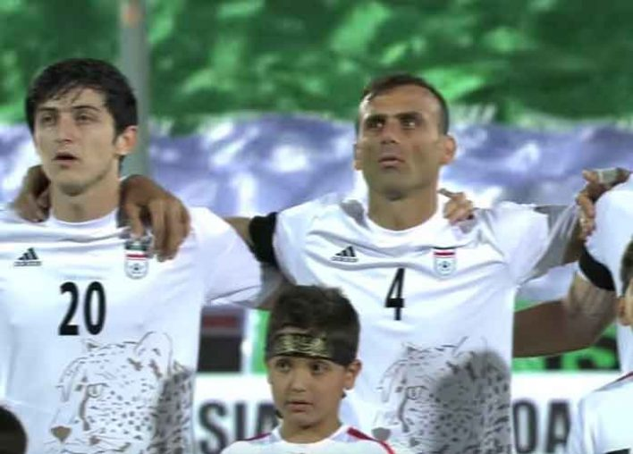 Nike Pulls Iranian Soccer Team's Boots Supply Ahead Of World Cup Due To Economic Sanctions