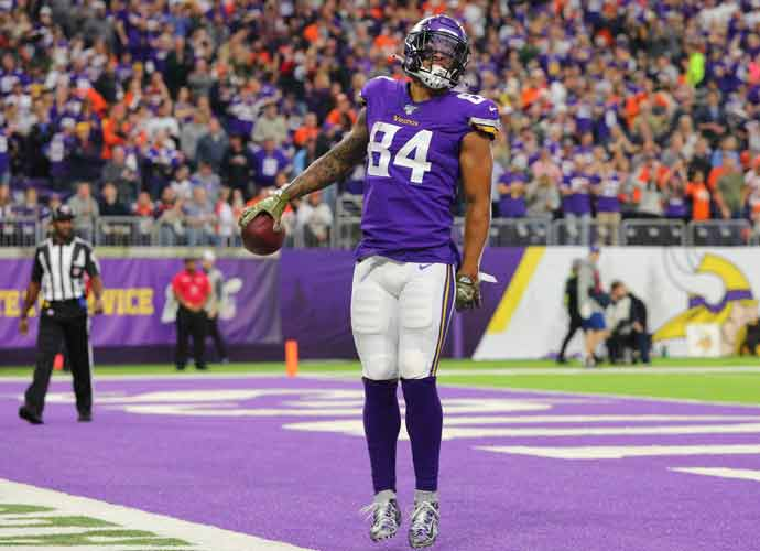 Vikings' Irv Smith Jr. Out Indefinitely