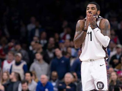 Brooklyn Nets' Kyrie Irving Says Team Not Ready to Compete With East's Top Teams After Loss To Philadelphia 76ers