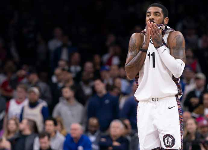 Kyrie Irving Returns In Brooklyn Nets' Double-Overtime Loss To Cleveland Cavaliers