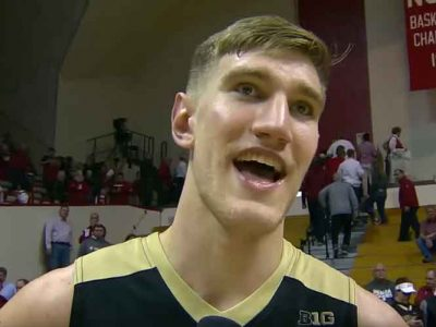 Purdue Engineers Asked To Make NCAA-Approved Brace For Injured Isaac Haas