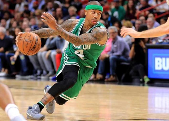 Isaiah Thomas Scores Career-High 44, Celtics Edge Grizzlies 112-109 In OT