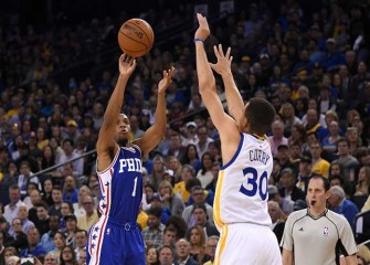 Steph Curry Scores 29, Warriors Beat Sixers 106-104 To End Three-Game Losing Streak