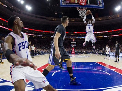 Philadelphia 76ers Become First NBA Team To Announce Jersey Sponsor