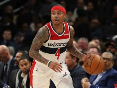 Isaiah Thomas Goes Into Stands, Gets Suspended For Confronting Sixers' Fan
