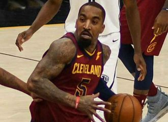 Watch: Former Cavalier JR Smith Beats Up Looter Who Allegedly Damaged His Truck