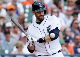 JD Martinez Thanks Tigers, Fans On Twitter After Being Traded To D-Backs