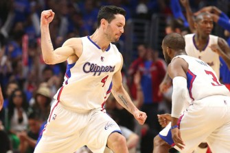LA Clippers' JJ Redick Hurriedly Leaves Interview To Avoid Dancing