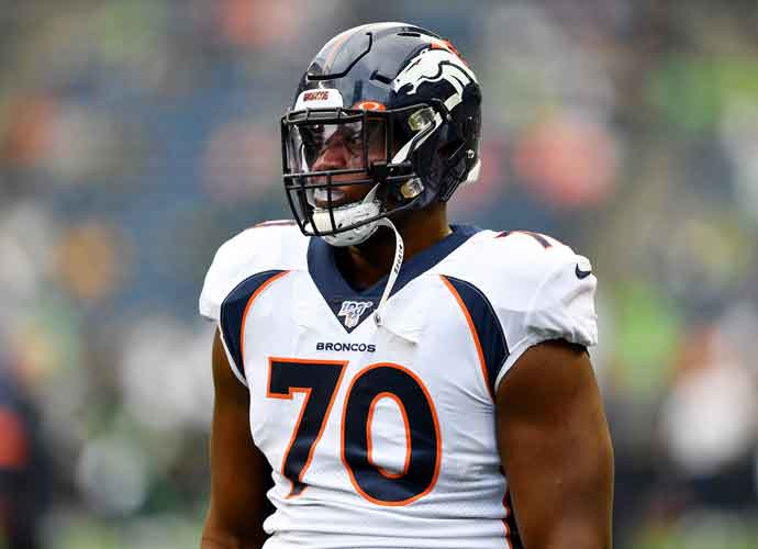 Ja'Wuan James Files $15 Million Grievance Against Broncos, Signs With Ravens