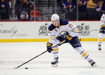 Jack Eichel Scores Twice To Lead Sabres To 4-3 Win Over Rangers