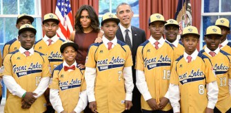 Jackie Robinson West Sues Little League