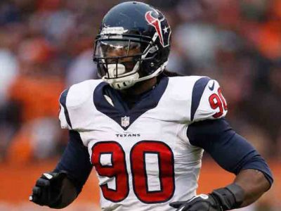 Jadeveon Clowney Skips Mandatory Minicamp Amidst Contract Talks